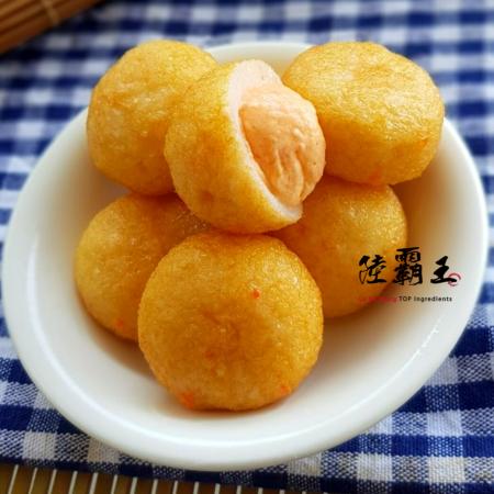 龍蝦沙拉球 300g±10%/包 火鍋 關東煮 湯料 彈牙美味【陸霸王】