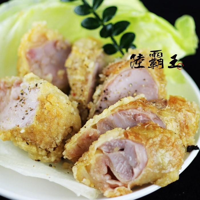 ☆咔拉雞肉捲3入☆ 裹粉雞腿捲 金黃酥脆-必吃點心