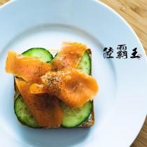 降價再買1送1☆鮭魚清肉☆鮭魚碎肉【陸霸王】