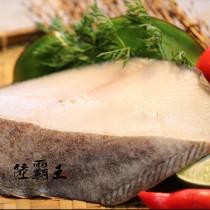 【免運12入裝】☆厚切比目魚☆2L格陵蘭鱈切 450g±10%【陸霸王】