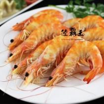 5號泰國熟白蝦 600g 30~36隻/包【陸霸王】