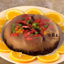 【陸霸王】芋泥紫米糕 800g/盒 甜而不膩 老少咸宜的甜點/年菜 油飯