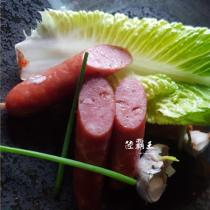 德國香腸 20條/入 【陸霸王】