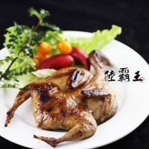 【陸霸王】☆斑鳩☆香檳鳥 班甲 烤肉 招牌山產