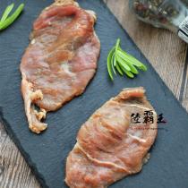 ☆豬梅花燒肉片☆ 超值大份量 早餐 烤肉 輕食 夾土司 500G/盒 【陸霸王】