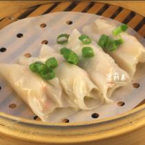 ☆海鮮河粉 10入/盒☆蒸的點心 港式飲茶專用 清爽好吃推薦【陸霸王】