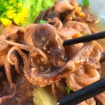 ☆調味小章魚☆涼拌高級小菜600G±5% 【陸霸王】
