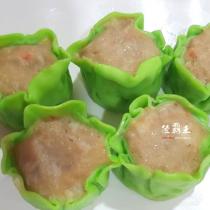 ☆翡翠燒賣 30入/盒☆蒸的點心 港式飲茶專用燒賣【陸霸王】
