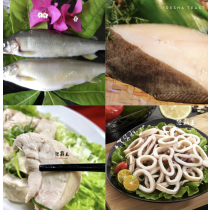 【 低GI鮮食】J套餐6件組-陸霸王套餐任選2組免運專區