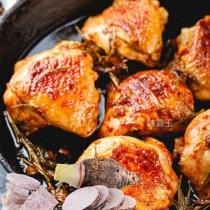 免運組芋泥雞腿 雞排去骨 裹上芋泥 創意點心清爽好吃
