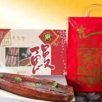送禮免運☆蒲燒鰻魚禮盒☆2種規格任選 外銷日本等級烤肉送禮 【陸霸王】