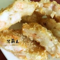 ☆澎湖花枝蝦排 300g±10☆真材實料 宴客年菜【陸霸王】
