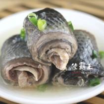 【陸霸王】 ☆嚴選鮮虱目魚皮☆600g經濟包 平民美食 涼拌 煮湯
