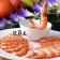 ☆熟白蝦 超級大白蝦 ☆1.2kg  煮熟白蝦 年菜 圍爐 31~35隻【陸霸王】